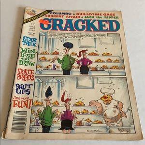 Cracked magazine 1989